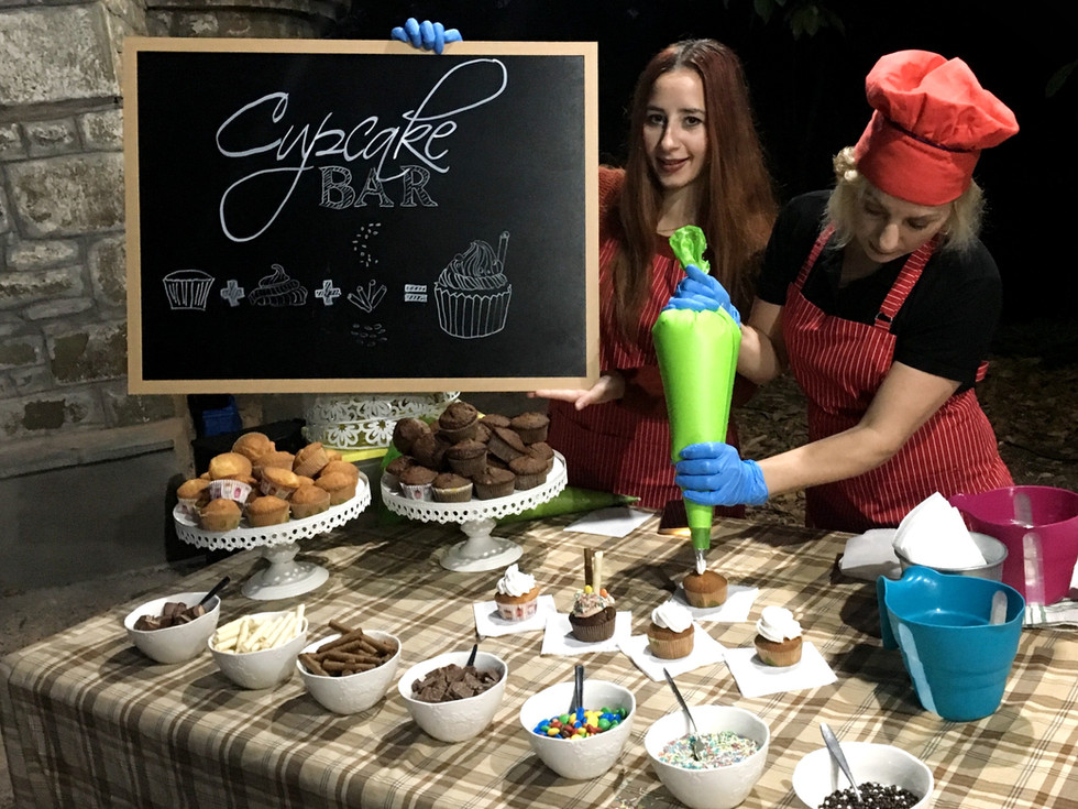 CUP CAKES BAR