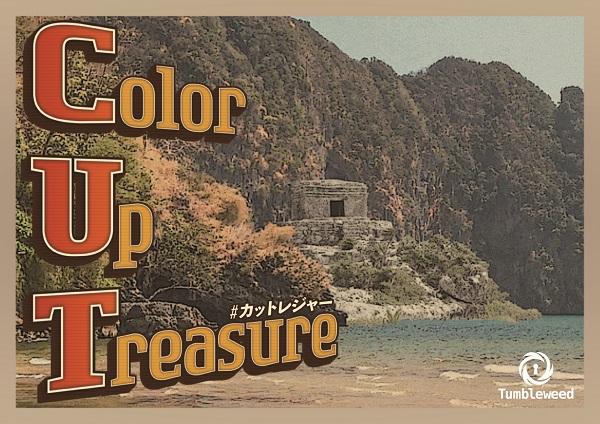 『Color Up Tresure』