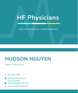 HF Physicians