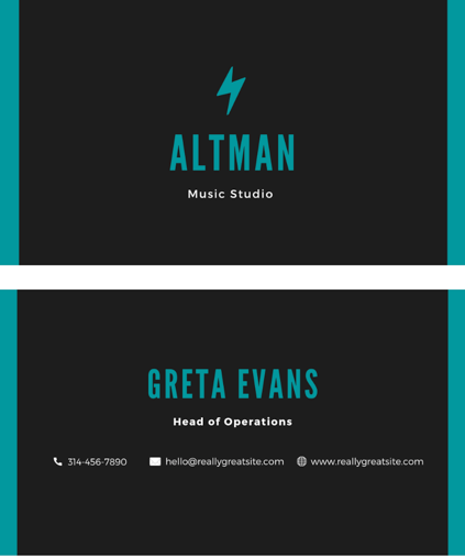 Altman Music Studio