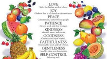 Faithfulness Fruit for Christmas