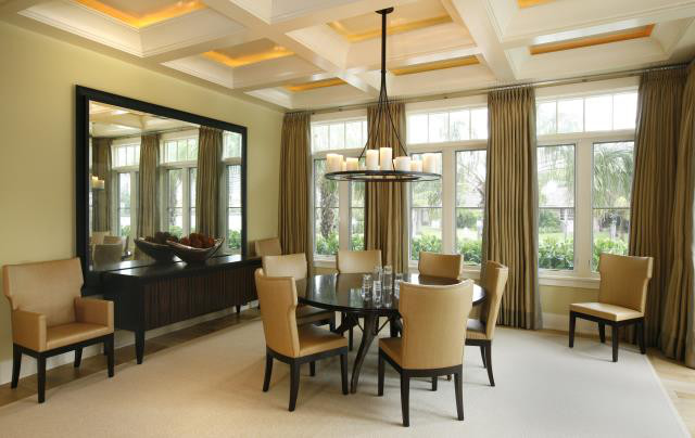 Interior Design Luxury Dining Room