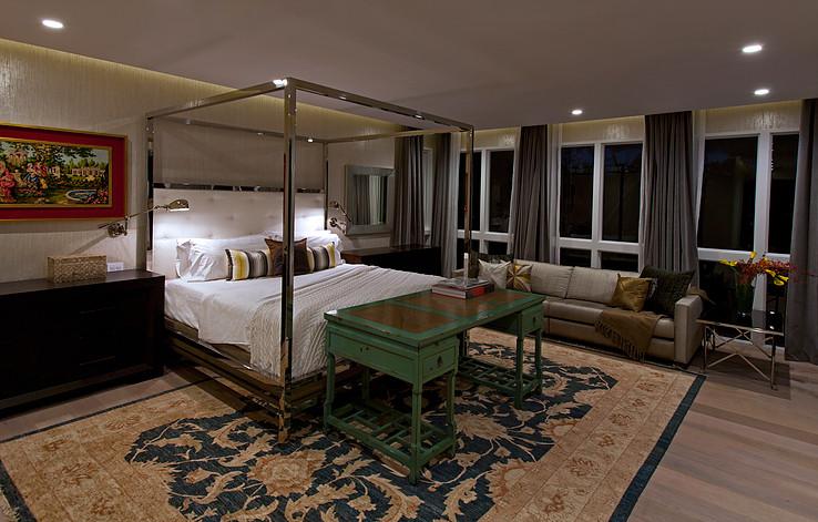 Luxury Interior Design by W. Peacock