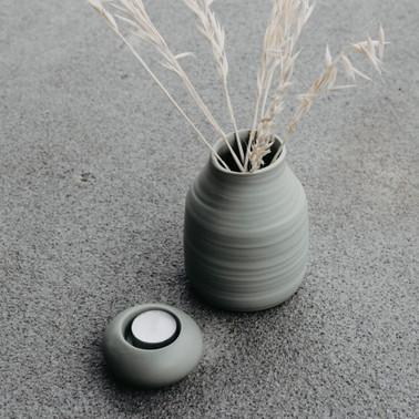 Vase-Storefactory-Follingbo-grün-DieTagt