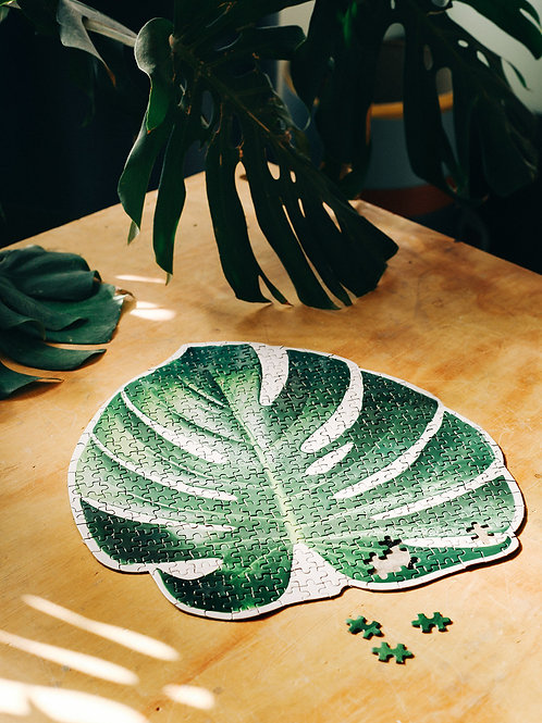 Monstera Puzzle