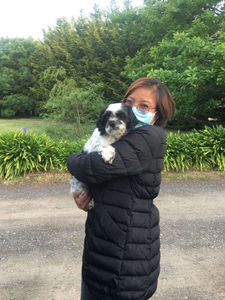Annother Happy Dog Transported to Mum
