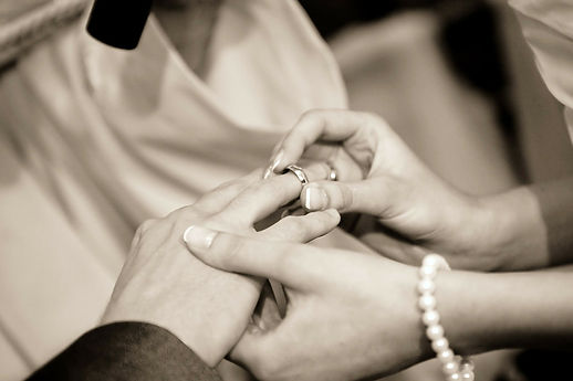 Weding ring for prenuptial agreements
