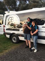 Pet Transport - Arriving Home
