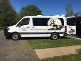 Gisborne Boarding Kennels Pet Transport Van