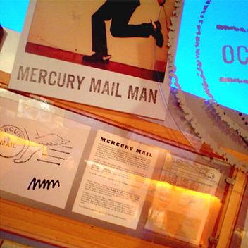 Andrew Young Mercury Mailman