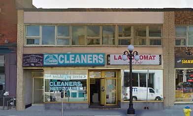 Andrew Young Market Cleaners