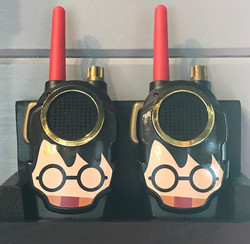 Harry Potter Walkie Talkies