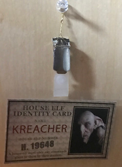 Kreacher ID card
