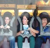 Harry Potter ride at Disney World