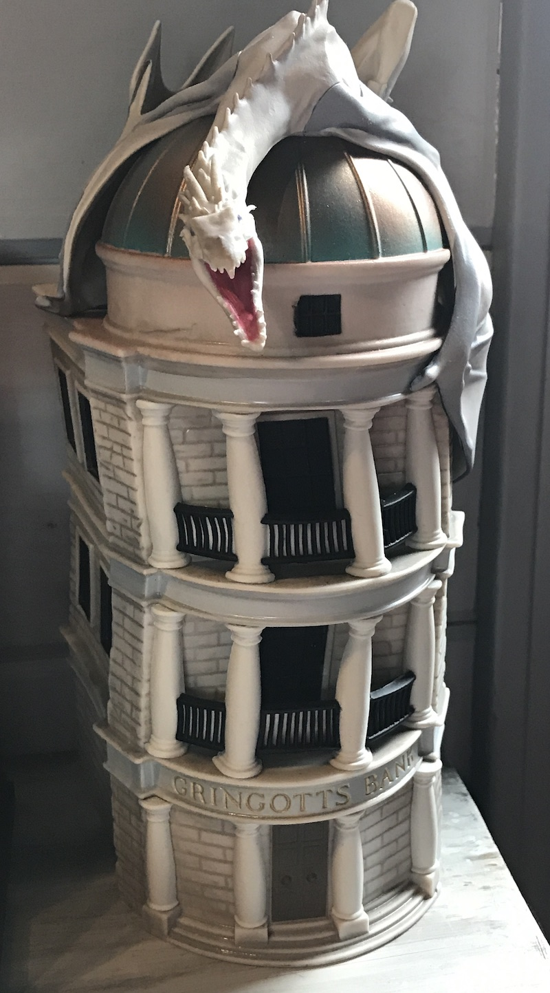Gringotts Piggy Bank
