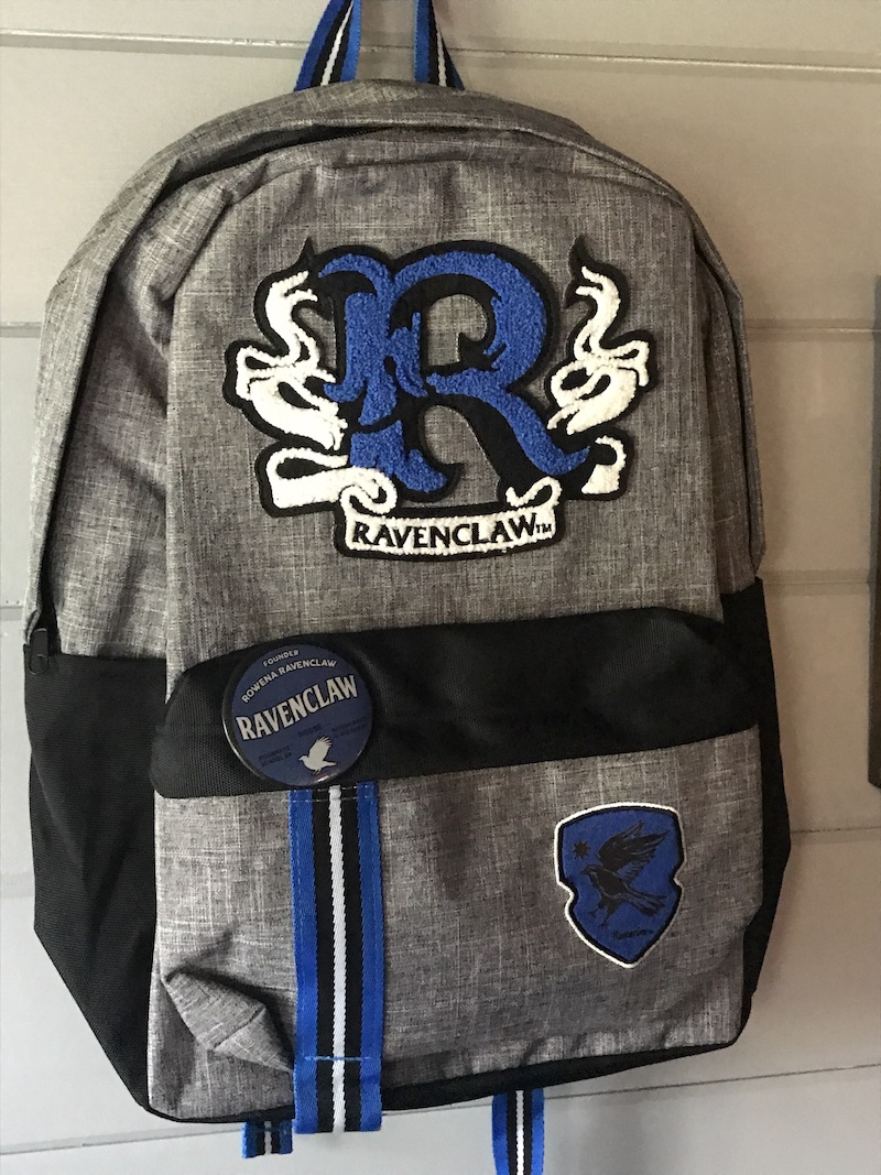 Ravenclaw backpack