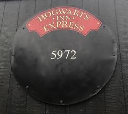 Smokestack sign