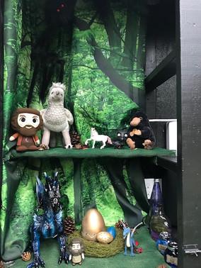 Care of Magical Creatures/Dragon den