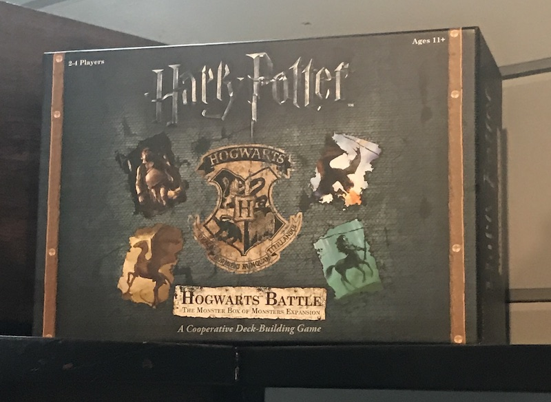 Hogwarts Battle game