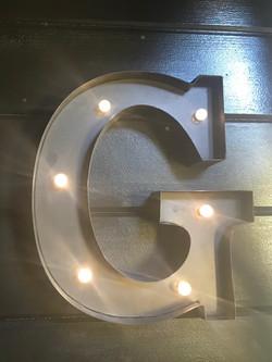 G Lighted