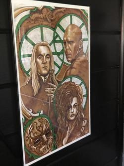 Deatheaters print