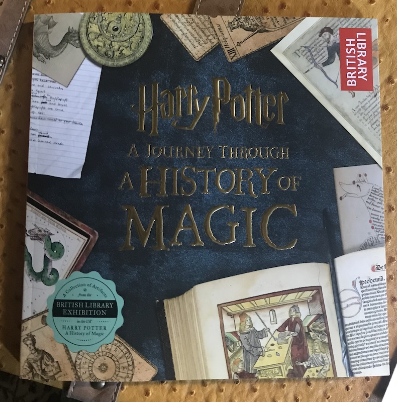 History of Magic book