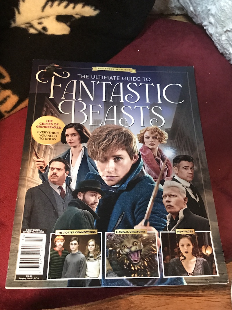 Fantastic Beasts Magazine