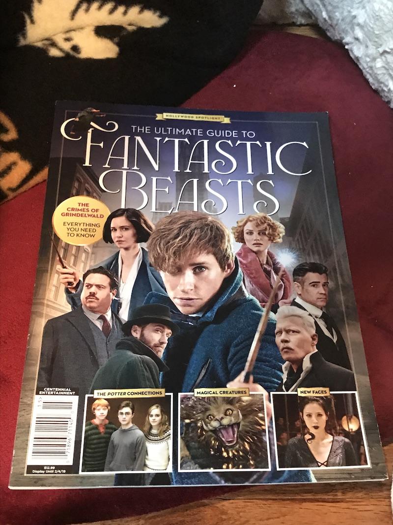 Fantastic Beasts Magazine
