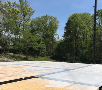 Primer and tape for EPDM Liquid Rubber roof