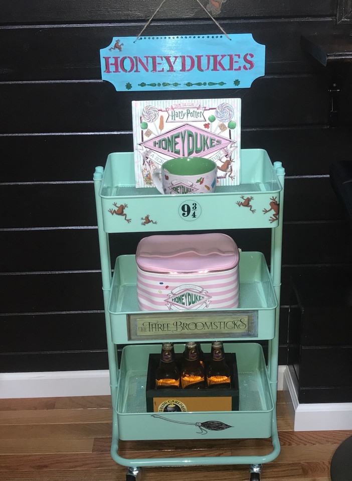 HoneyDukes cart