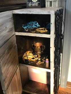 inside vaults