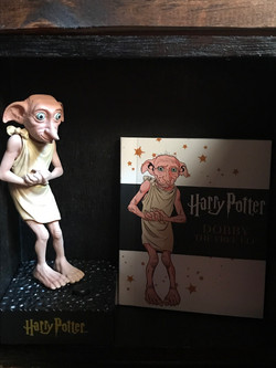 Dobby in secret cubby