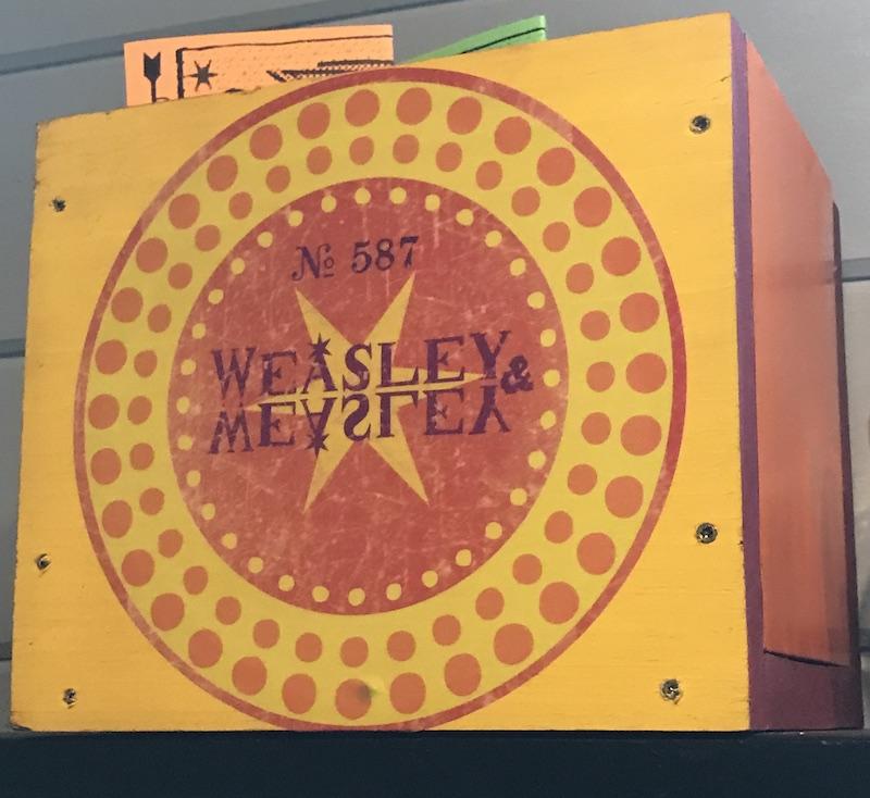 Weasley Box
