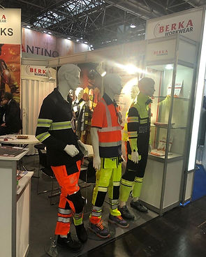 Safety, Security and Health at work, 5 - 8 November 2019, Düsseldorf, Germany.