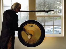 Guided Meditation and Gong
