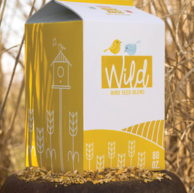 Eco Friendly Bird Seed Packaging: Right