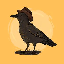 """Yee-Caw"" Digital Illustration"