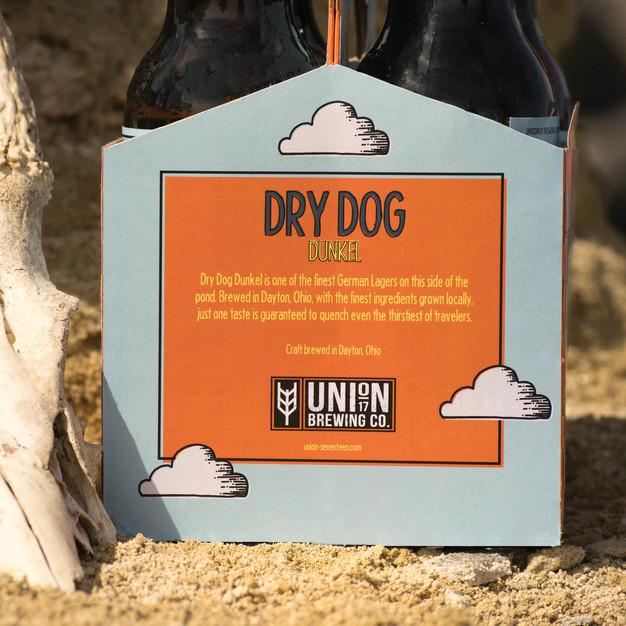 Dry Dog Dunkel: Carrier
