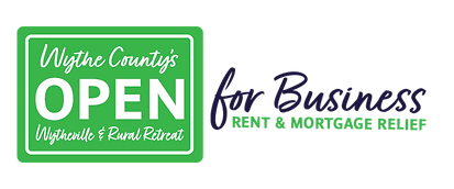 Open for Business Logo - Rent and Mortga