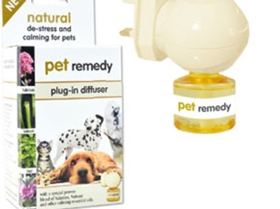 Pet Remedy Natural Calming Plug-In Diffuser