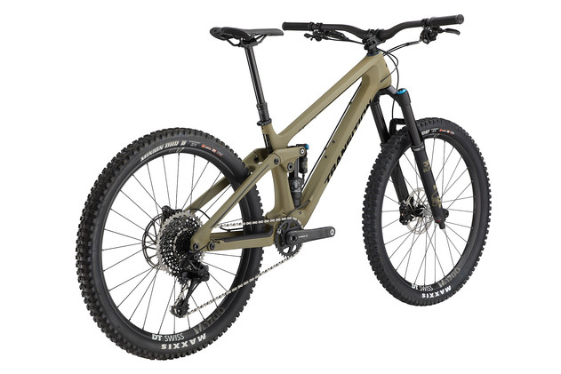 Scout Carbone XO1 - Vert olive