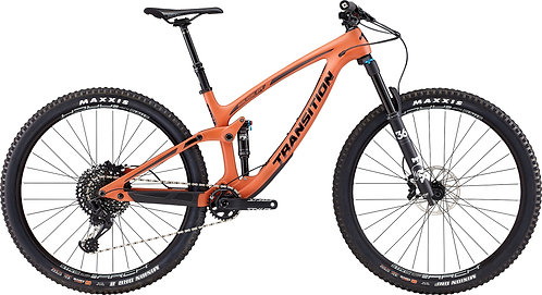 Smuggler Carbone GX - Orange