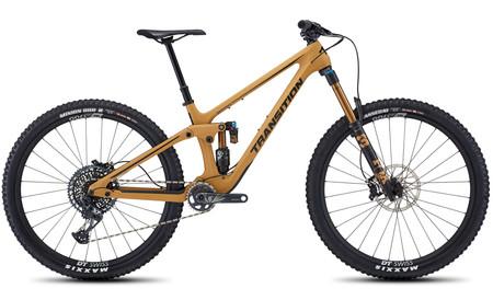 Sentinel carbone XO1 2021 - Loam gold