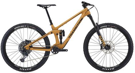 Sentinel carbone GX 2021 - Loam gold