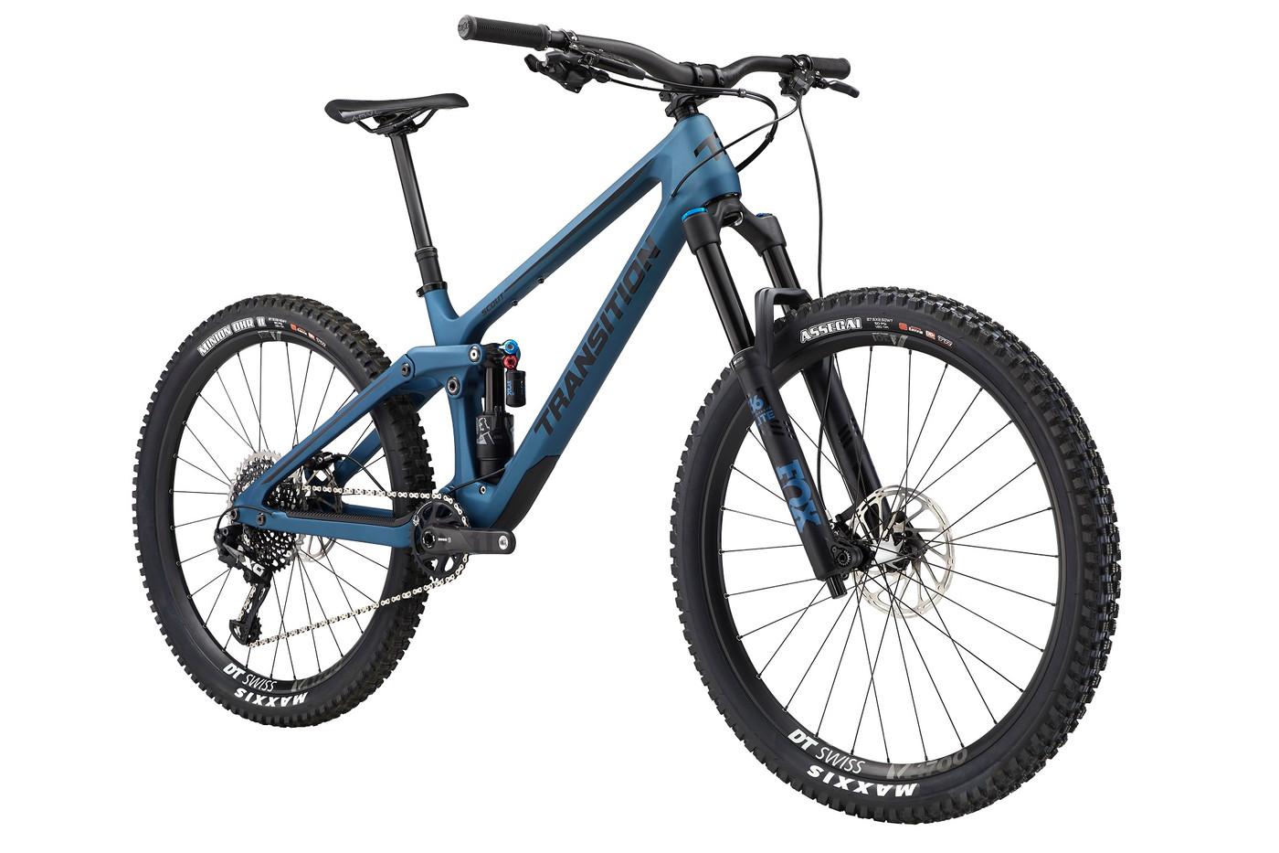 Scout Carbone XO1 - Bleu