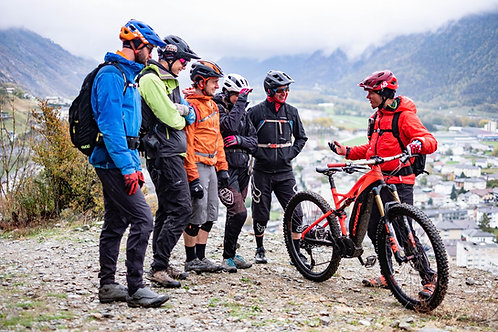 MTB and E-Bike technical course