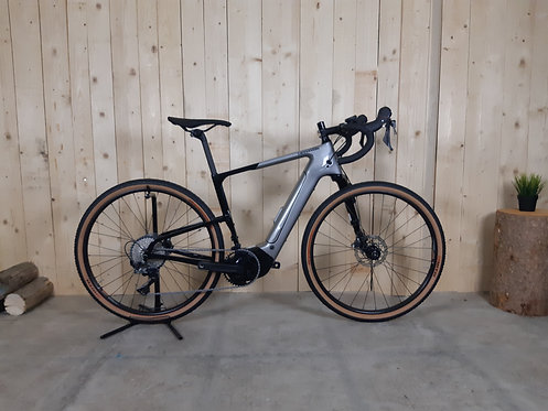 eGravel - Cannondale Topstone Neo Carb. Lefty 3