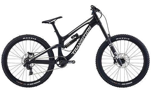 TR11 Carbone XO1 - Noir