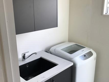 Laundry install