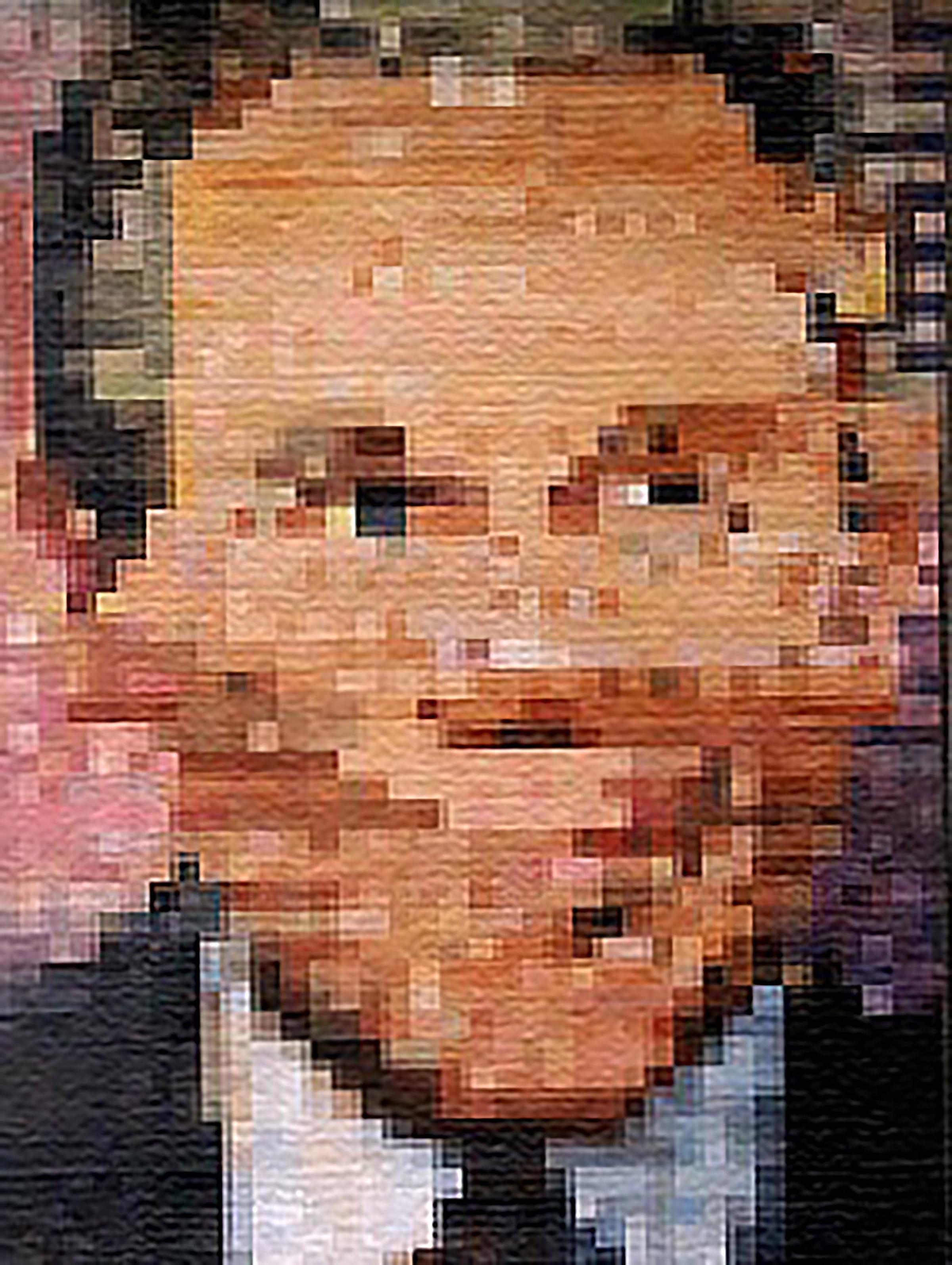The Bush_ Oil Painting